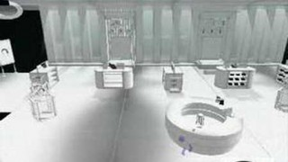 60 Sekunden Second Life-Architektur (Volume 1: adidas)