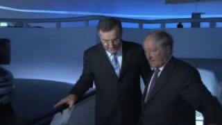 Nach dem Umbau: Eröffnung des BMW-Museums in München