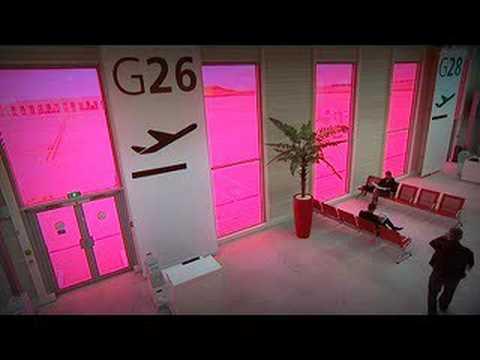 Der Flughafen Paris-Charles de Gaulle expandiert - Eröffnung des Terminals 2G