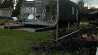 """Messestand, Gartenhaus oder Fischerhütte – Das Modulsystem von """"Nomadhome"""""""