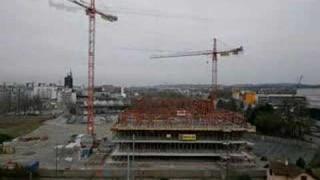 Baustellen-Video: Das Schulhaus Leutschenbach (Zürich-Oerlikon) von Christian Kerez