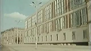 Berlin (Ost) Anfang der 70er Jahre