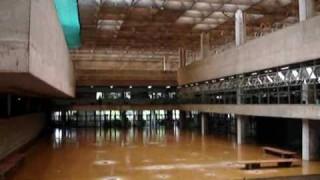 Sao Paulo: Die Architektur- und Städtebau-Fakultät von Vilanova Artigas