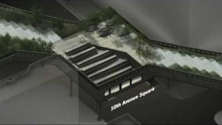 Landschaftspark statt Bahnlinie: Der High Line Park in New York im Film