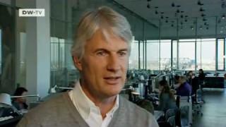 Christoph Ingenhovens Entwurf für den Internationalen Strafgerichtshof in Den Haag