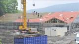 Baustelle Supermarkt: Der Penny Markt in Hagen (NRW)