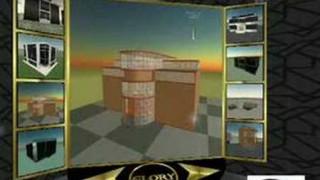 60 Sekunden Second Life-Architektur (Volume 2: Fertighäuser)