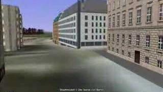 Berlin dreidimensional in Google Earth