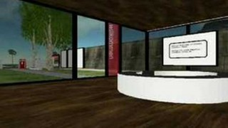 60 Sekunden Second Life-Architektur (Volume 3: Das Corecon Center)