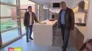 TV-Reportage: Einfamilienhaus im Pariser Hinterhof von Patrick Joubard