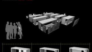 Wohnungsbau modular