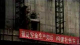 Stahlträger-Montage in 300 m Höhe – Baustellenbesuch in Shanghai