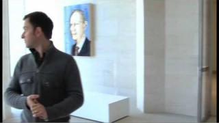 Musée d'Art Moderne Grand-Duc Jean in Luxemburg (Architekt: I. M. Pei)
