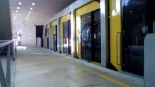 """Die Innsbrucker """"Hungerburgbahn"""" von Zaha Hadid"""