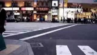 Tokyo im Zeitraffer