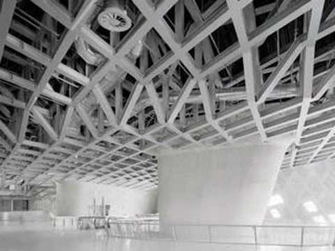 Phaeno Science-Center in Wolfsburg (Entwurf: Zaha Hadid)