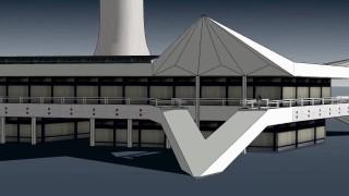 Der Berliner Fernsehturm in 3D: Digitaler Modellbau mit Sketchup