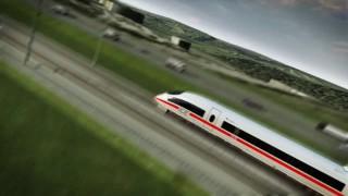 ICEs, Tunnel, Brücken: In 28 Minuten von Ulm nach Stuttgart?
