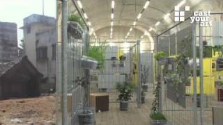 """Die Ausstellung """"Hands-On Urbanism 1850 – 2012"""" im Architekturzentrum Wien"""