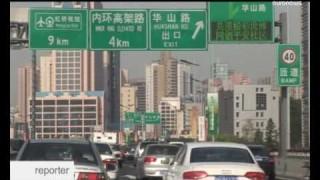 """""""Better City, Better Life"""" – Nachhaltiger Städtebau in Shanghai?"""