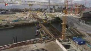 Hafencity Hamburg: Die Geburt einer Retortenstadt (3Sat-Reportage)