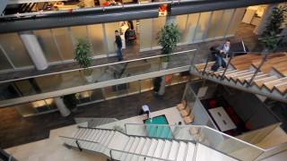 Das Turkcell Teknoloji Research and Development Center von Erginoglu & Calislar Architects