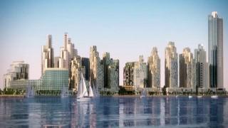Luxusträume auf Arabisch: Die Glitzerwelt von Capital Bay, Shams Island (Abu Dhabi)
