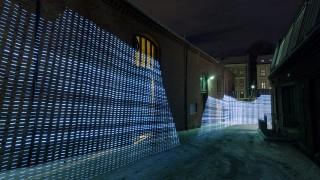 Die W-LAN-Netzwerke der Stadt, sichtbar gemacht