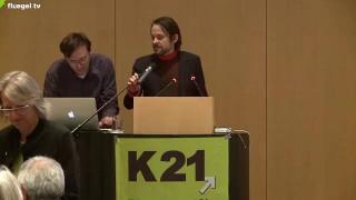 Tobias Walliser (LAVA) erklärt, warum Stuttgart 21 nicht modern ist. Und auch nicht innovativ.