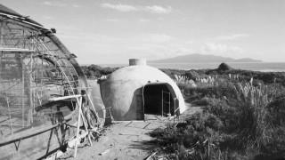 Kreisrund: Das Kuppelhaus von Fritz Eisenhofer (Neuseeland)