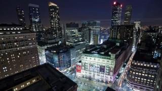 Hochhaus, Mensch, Taxi: Manhattan in Motion