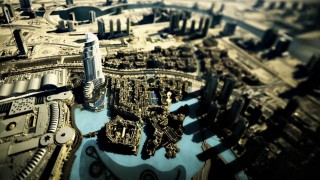 Zeitraffer, Dubai