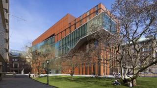 Das Diana Center am Barnard College (New York) von Weiss/Manfredi Architects