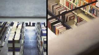 Sichtbeton pur: Die Universitätsbibliothek in Bochum (1974)