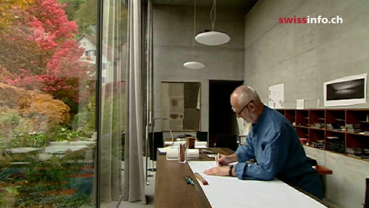 Streit Um Die Zukunft Der Therme Vals Peter Zumthor Vs