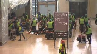 Live von der Baustelle: Unterwegs mit Berliner Flughafen-Testern
