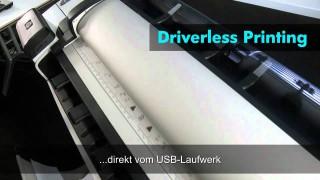 Großformat-Scans leicht gemacht – direkt auf den USB-Stick mit HP ePrint & Share