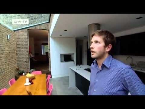 London: Aus einer besetzten Villa wird ein preisgekrönter Umbau