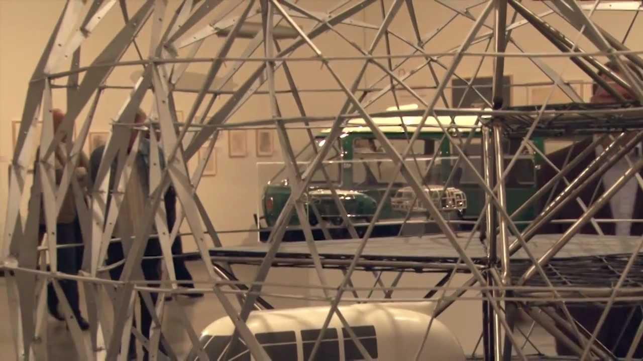 Ausstellung im MARTa Herford: Norman Foster über Buckminster Fuller