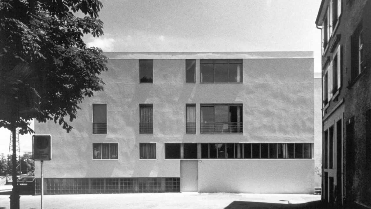 Im Porträt: Der Architekt Roger Diener