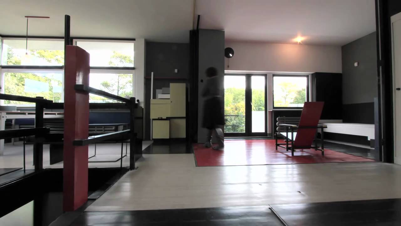 Gerrit Rietveld: Architekt und Designer · architekturvideo.de