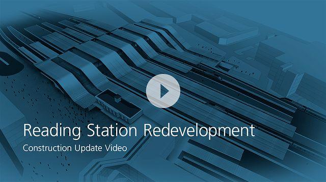 Train to London: Grimshaw Architects erweitern den Bahnhof von Reading