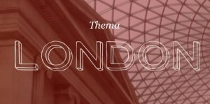 Thema: London – Architektur, Landschaftsarchitektur und Stadtplanung