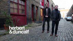 Herbert & Duncalf: Innenarchitektur für Flughafen-Terminals und Steakhäuser