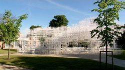 London: Sou Fujimotos Serpentine Pavillon 2013