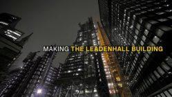 Zeitraffer: The Leadenhall Building von Richard Rogers
