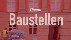 """Videos und Filme zum Thema """"Baustellen"""" (Foto: Eric Sturm)"""