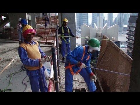 Katar: Unmenschliche Arbeitsbedingungen auf den Baustellen der FIFA-Weltmeisterschaft