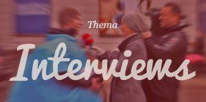 Themen-Seite: Interviews mit Architekten und Ingenieuren