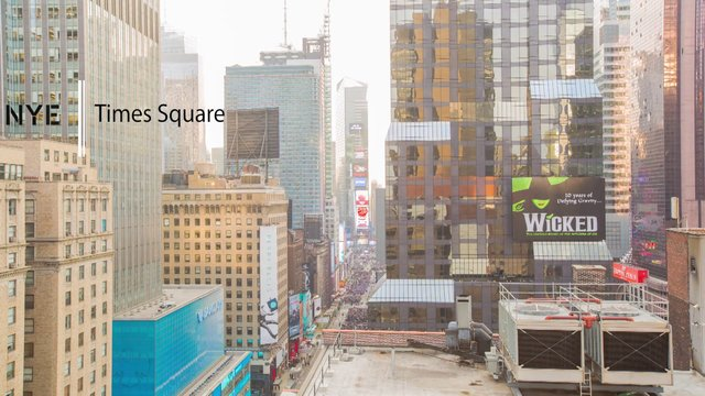 Timelapse / Time Square